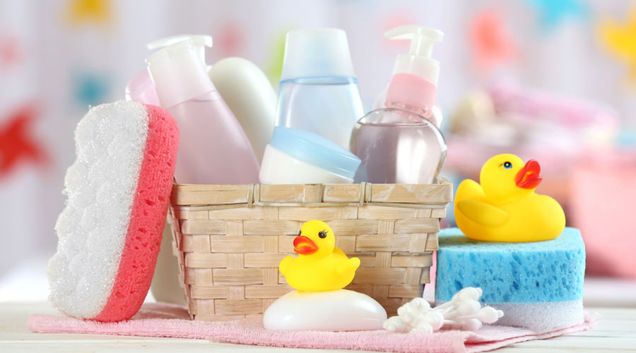 How to Choose the Right Skin Care Products for your Baby