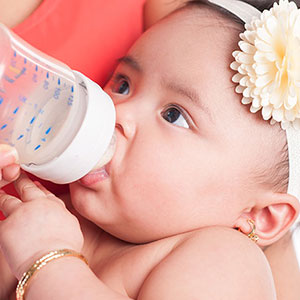 Basics of Bottle- Feeding