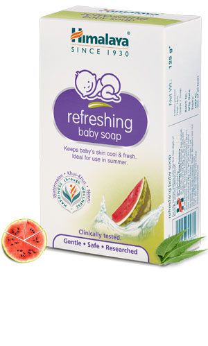 Refreshing Baby Soap