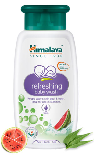 Refreshing Baby Wash