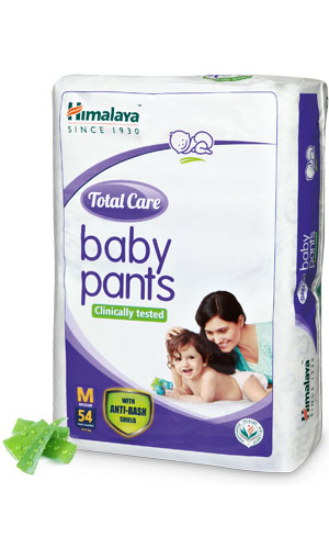 Himalaya Total Care baby pants